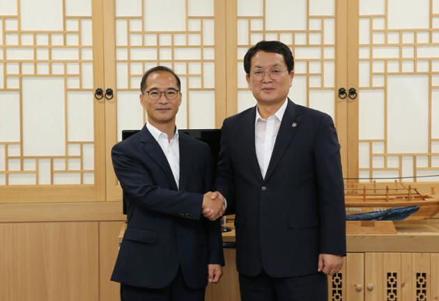8월 10일 울산 보훈지청장 한국성 부임인사